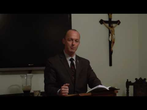 Catholic Manhood Today-Lecture-Chapter 5