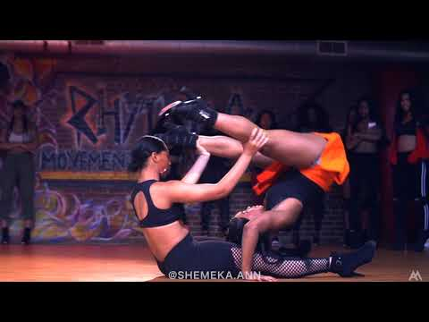 Chris Brown - Hope You Do x She'Meka Ann Choreography