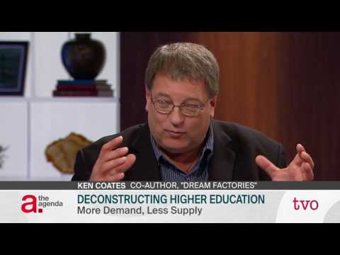 Deconstructing Higher Education