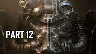 Fallout 4 Walkthrough Part 12 - Brotherhood Power Armor (PC Ultra Let