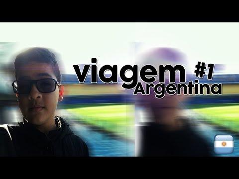 Chegamos- Daily Da Argentina #1