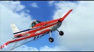 Flight Simulator X: Crop Duster