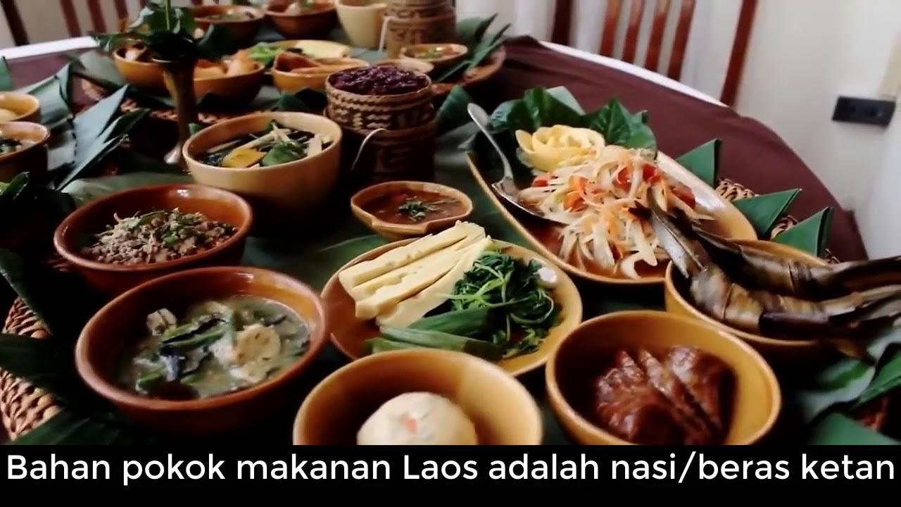 Mengenal Negara Laos Youtube