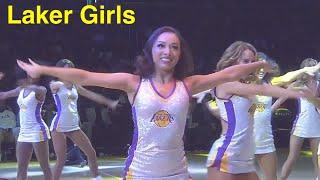 Laker Girls Los Angeles Lakers Dancers - Nba Dancers - 12/1/2019 1st Qtr Dance Performance