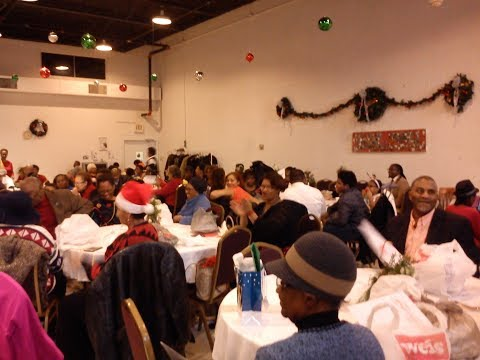 SILENT NIGHT (Temptation style) WEST MAINLINE DISTRICT CHRISTMAS PARTY