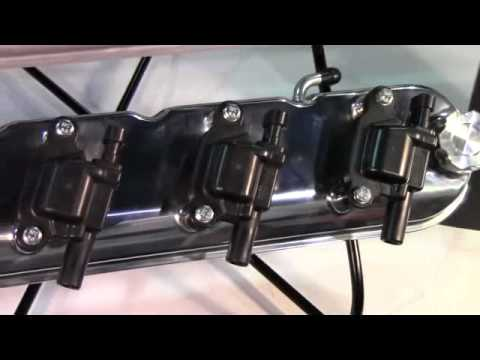 Holley LS Valve Covers from Holley Performance Products ID12652