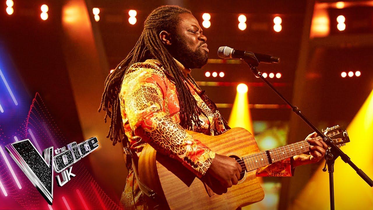 Midé's 'Sweet Creature' | Semi-Finals | The Voice UK 2021