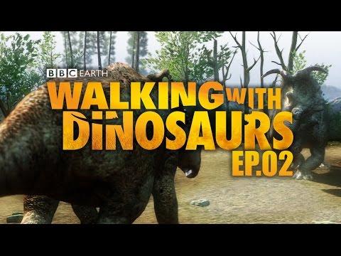 Walking With Dinosaurs : Wonderbook | Ep.02 - Warring Giants.