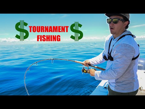 Fishing My First Offshore Saltwater Fishing Tournament