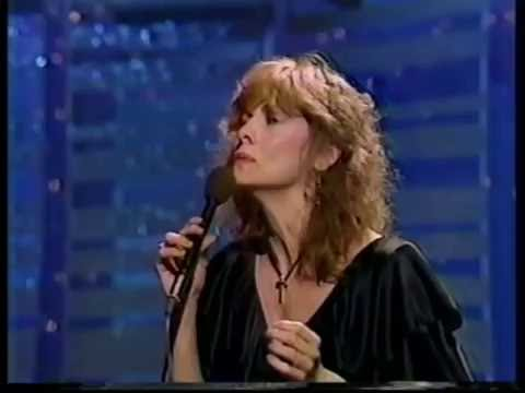 Betty Buckley 1983 Tony Awards Performing