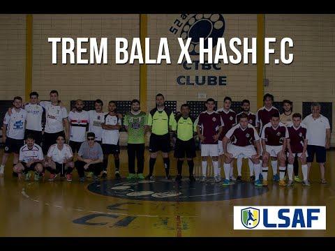 TREM BALA X HASH FC