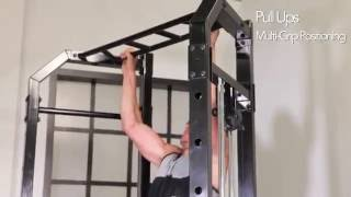 Marcy Olympic Strength Cage - Fitness Deals Online