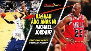 BAKIT WALA SA NBA?   NASAAN NA MGA ANAK NI MICHAEL JORDAN?   NAKUHA BA ANG LARO NI THE GOAT?