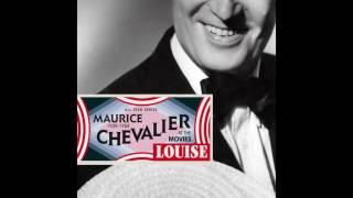 Maurice Chevalier Thank Heaven for Little Girls Gigi