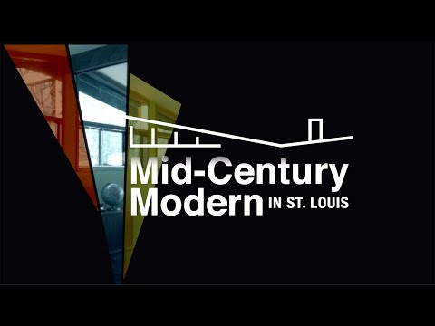 Mid-Century Modern In St. Louis | Nine Network Special