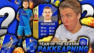 TEAM OF THE SEASON ER ENDELIG HER!! 📮💥 PAKKEÅPNING, TOTS DRAFT & SBC!!