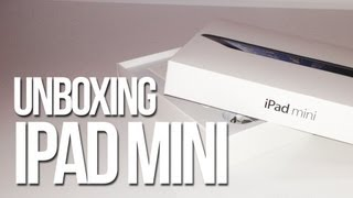 iPad mini - Rozpakowanie - Unboxing - Apple - (PL)