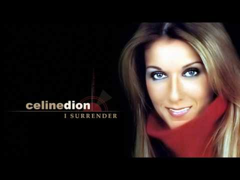 I Surrender  Celine Dion ♪Music  with Lyrics