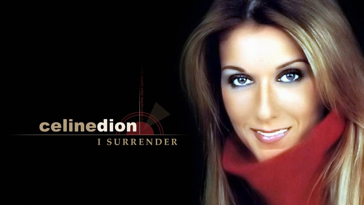 Image result for celine dion pictures  i surrender