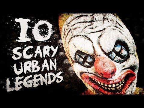 10 True Scary Urban Legends
