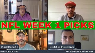 Free NFL Expert Picks and Predictions | NFL Week 1 Betting Preview | Sportsmemo Football Forecast