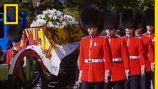 Princess Diana's Funeral | Being The Queen