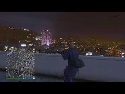GTA 5 Online Cheater - God Mode Glitch