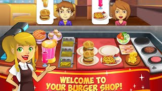 My Burger Shop 2 Food Store Android İos Free Game GAMEPLAY VİDEO