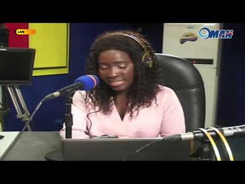 MARITIME AND PORT NEWS WITH NANA ESI BOATANG ON OMAN FM 107.1 (JULY 21, 2021)