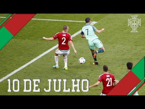 10 de Julho (Documentário EURO 2016) [Parte1]