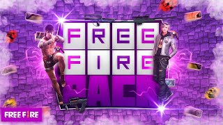 Free Fire GFX Pack Templates – PC/Android