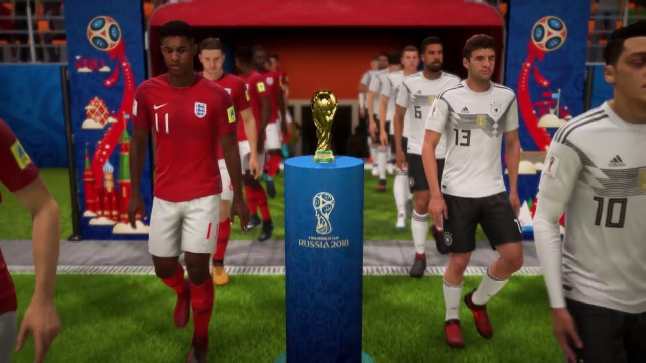 882cbec8515 FIFA 18 - Welcome to World Cup Ultimate Team Trailer - YouTube