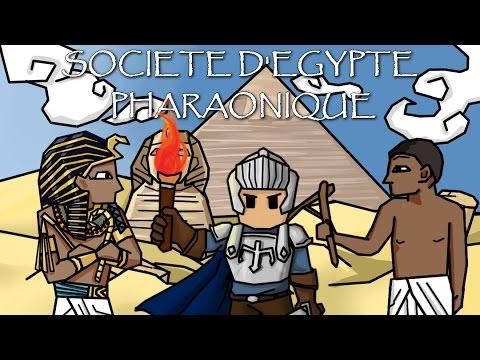 LA SOCIETE D'EGYPTE PHARAONIQUE