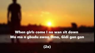 Major Lazer ft  Burna Boy - All My Life Lyrics