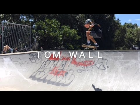 A Minute And A Bit With Tom Wall