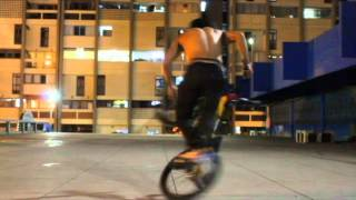 BARSPIN 360º BACKWHEEL TURBINE - BMX FLATLAND