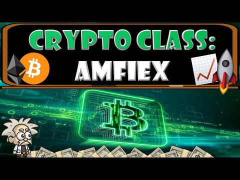 CRYPTO CLASS: AMFEIX | WORLD'S FIRST PSEUDO-ANONYMOUS BLOCKCHAIN TRADING FUND | FUTURE IN THE MAKING