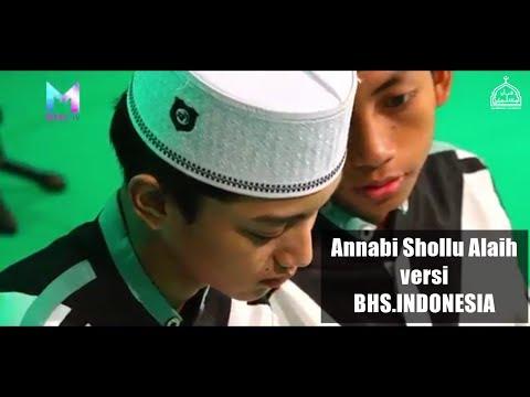 Annabi Shollu Alaih versi BHS.INDONESIA - Gus Azmi ft Hafid Ahkam. Acara Tadi Malam. Mp3
