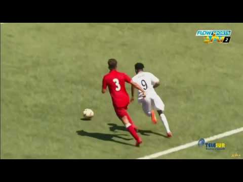 Goal Archero Hoever Suriname - Cuba