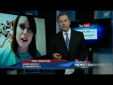 Overly Attached Girlfriend on the News (WFAA)