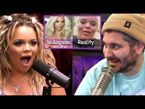 """Trisha Paytas Confronts H3 On His """"Instagram vs. Reality"""" Video"""
