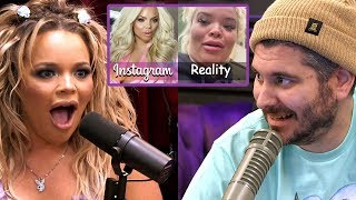 "Trisha Paytas Confronts H3 On His ""Instagram vs. Reality"" Video"