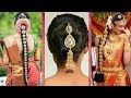 Indian Bridal Hairstyles Wedding Hairstyles Step By Step Bridal Bun and Bridal Plait Hairstyles