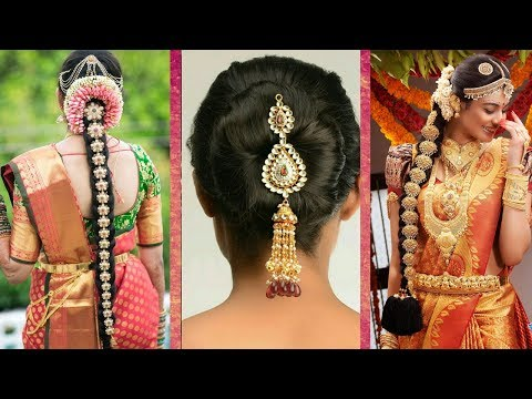 Wedding Hairstyles Step By Step Bridal Bun and Bridal Plait Hairstyles