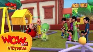 Motu Patlu Siêu Clip 53 - Hai Chàng Ngốc - Cartoon Movie - Cartoons For Children