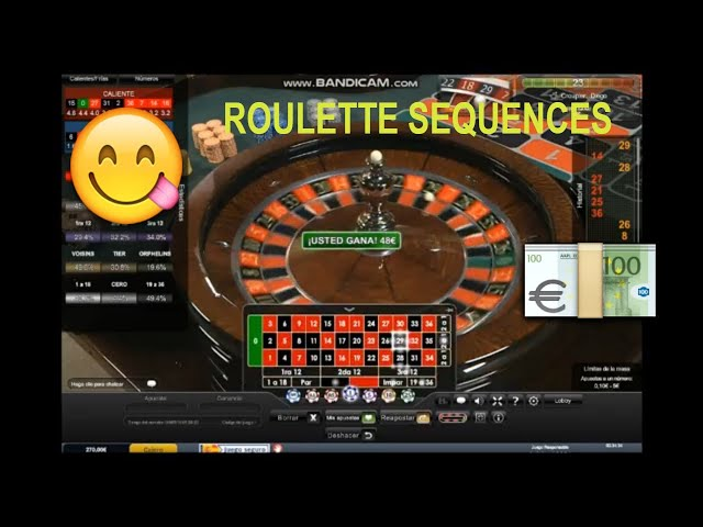 ✌️  Following  EUROPEAN Roulette Sequences - The best roulette strategy 2019 ✔️