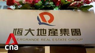 Concerns grow over China's Evergrande crisis