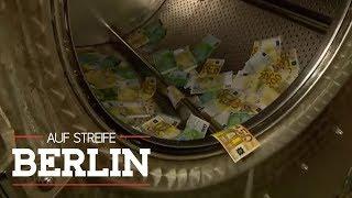 Ungewöhnlicher Fall von Geldwäsche | Auf Streife - Berlin | SAT.1 TV
