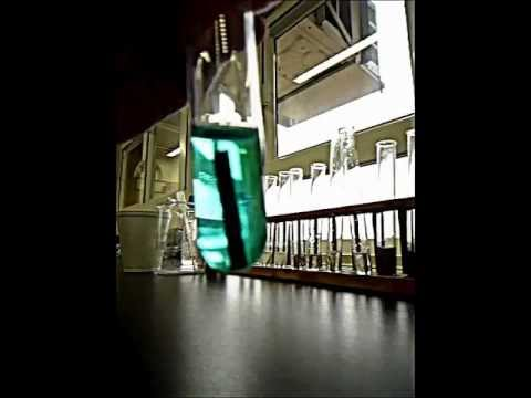 WHEN COPPER NITRATE REACTS WITH MAGNESIUM RIBBON