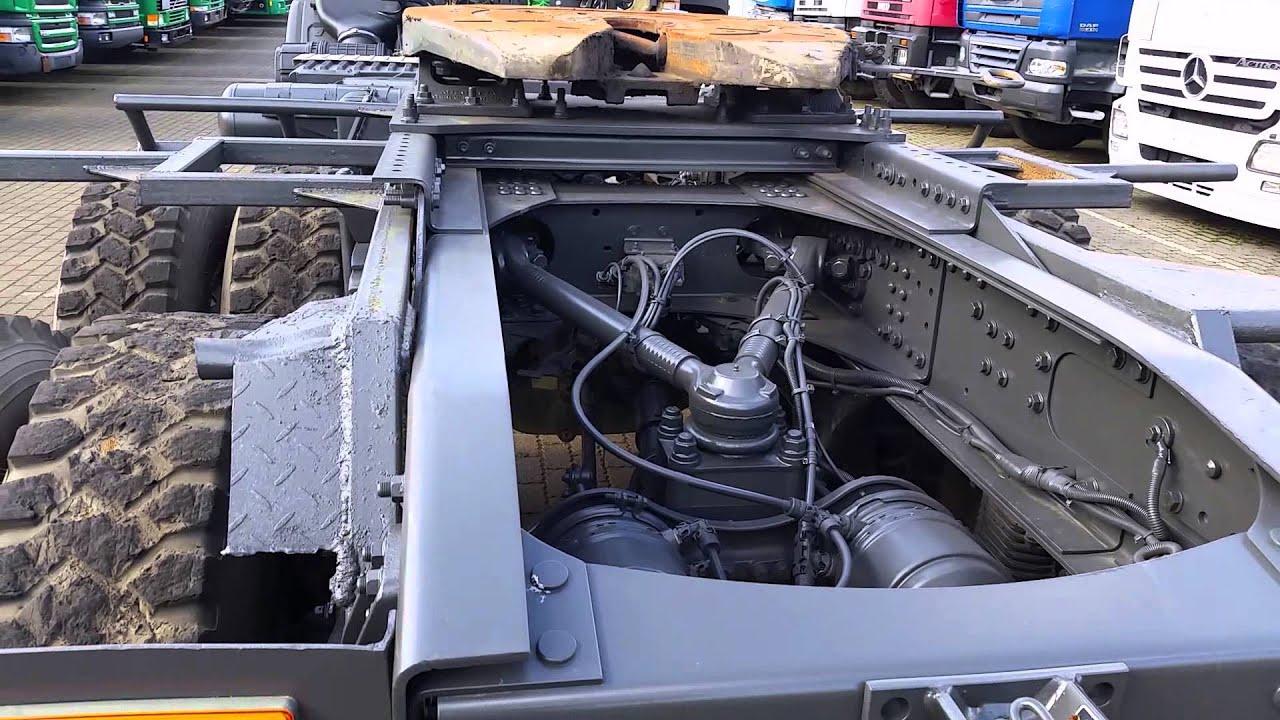 BAS Trucks - Renault Kerax 380 6x6 7x Units - YouTube